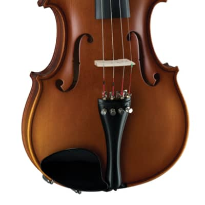 Becker 1000S 4/4 Full Size Violin Outfit - Satin Brown