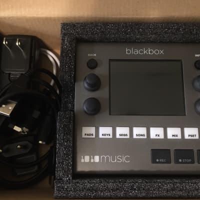 1010 Music Blackbox Desktop Compact Sampling Studio