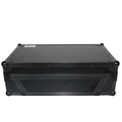prox XS-PRIME4 WBL2U ATA Road Case for Denon Prime 4 Standalone DJ System Controller & 2 Rack Space
