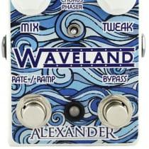 Alexander Pedals Waveland Modulation Pedal 2010s image