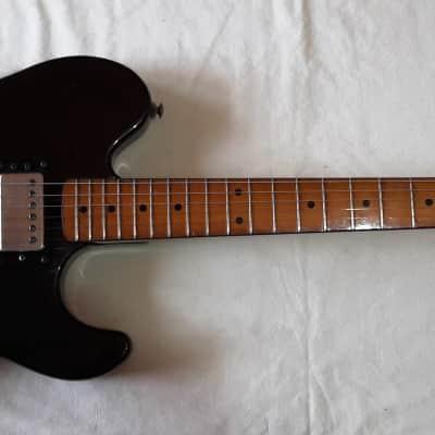 Yamaha Super Jam SJ550HM 1985 Black