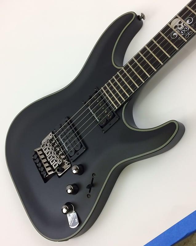 Schecter blackjack sls c-1 guitar