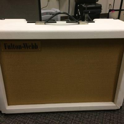Fulton Webb D'Lux 18 Bronco White for sale