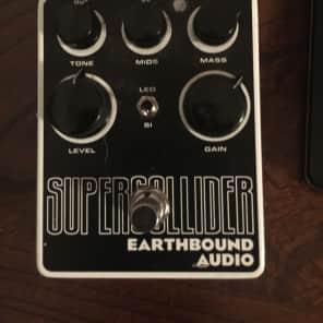 Earthbound Audio Supercollider Fuzz