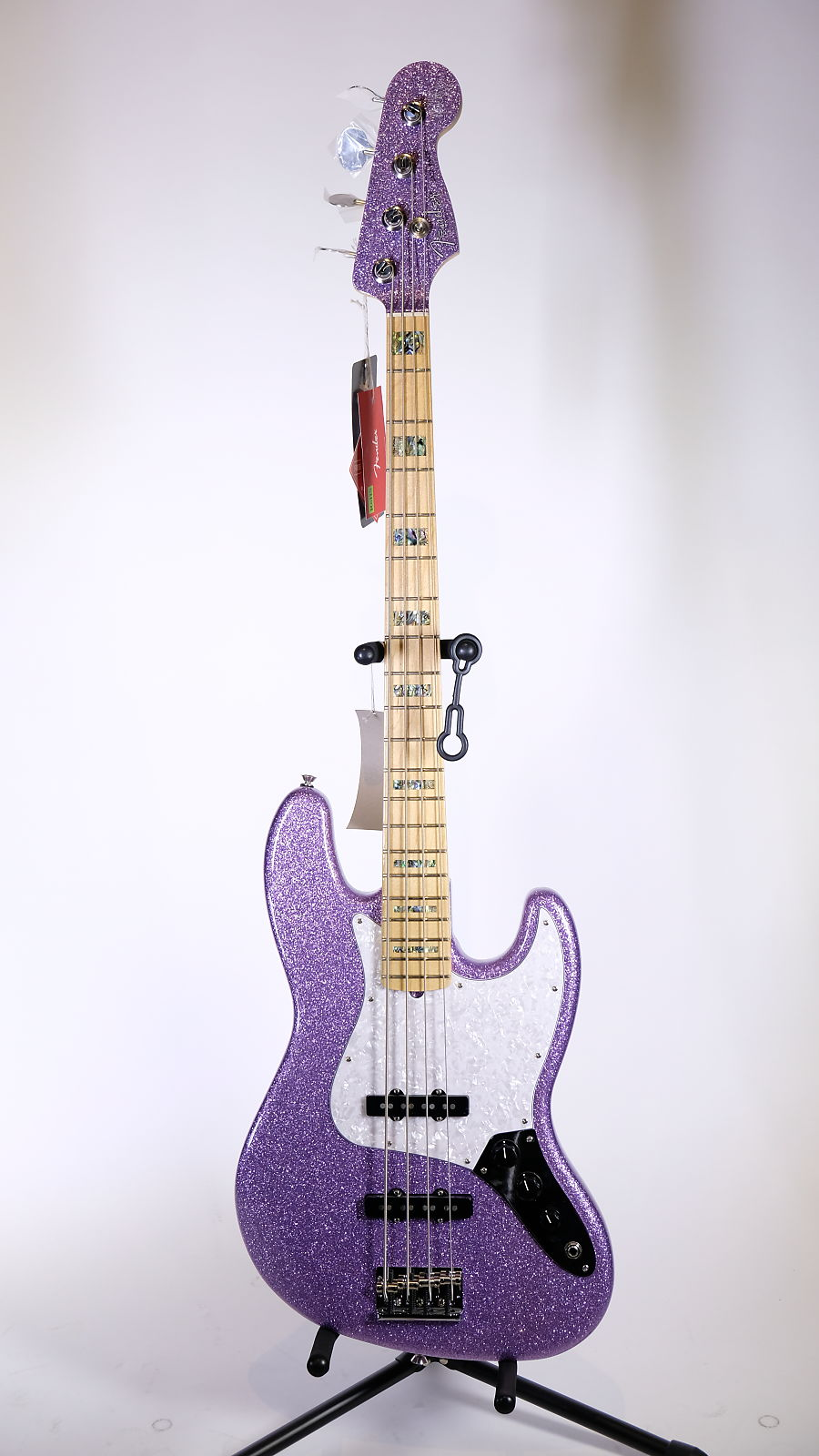 Fender LIMITED EDITION ADAM CLAYTON JAZZ BASS