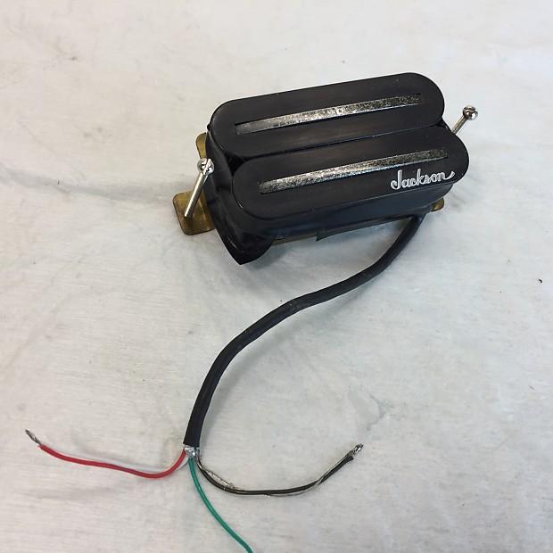 Jackson Pickup Wiring