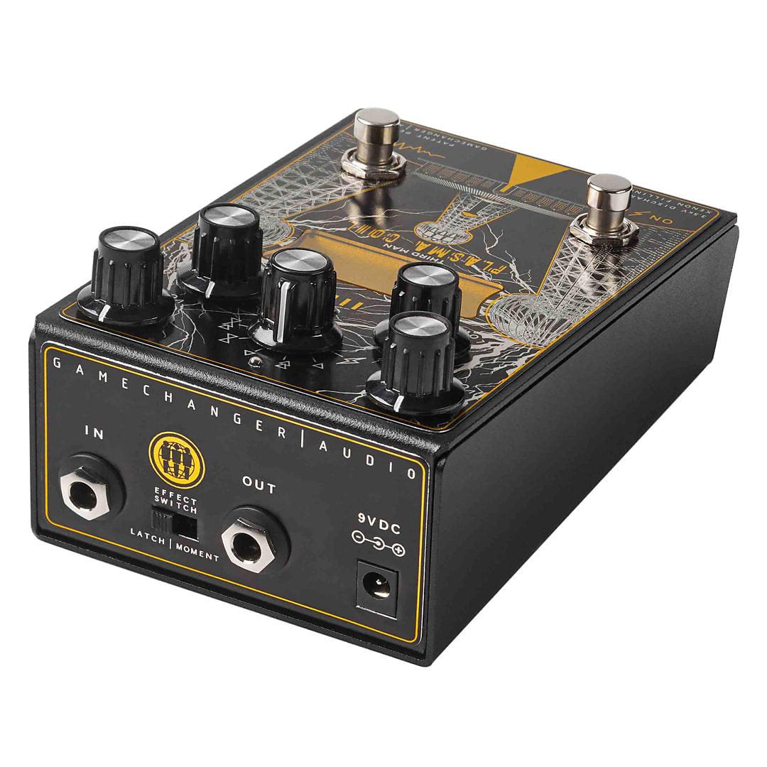 Gamechanger Audio PLASMA Coil Third Man Records Distortion Effects Pedal