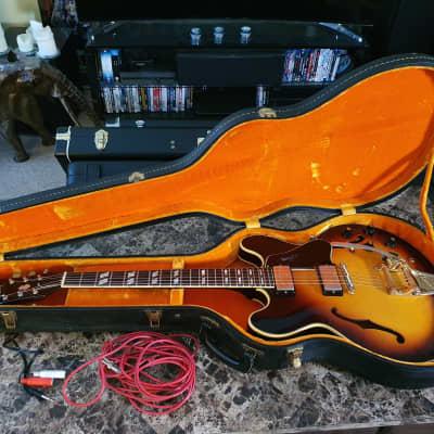 RARE 1968 Gibson ES-345 TD Stereo Bigsby Sunburst Artist Owned! ES345 345TD 345TDSV 335