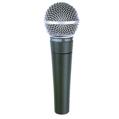 Shure SM58 Legendary Series Vocal Microphone