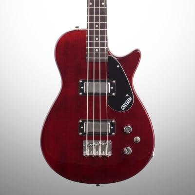 Gretsch G2220 Electromatic Jr Jet Electric Bass, Walnut