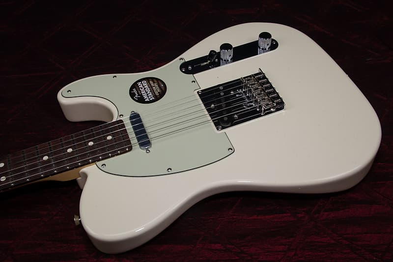 New Fender Limited Edition American Standard Telecaster   Reverb