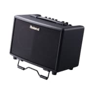 Roland AC-33 Battery Powered Stereo Acoustic Guitar Combo Amp In Black With 30 Watts Of Awesome Tone