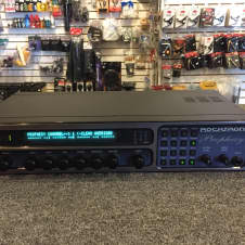 Rocktron Prophesy guitar effects preamp processor rack mount w box and book