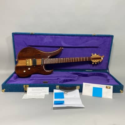 2008 Linc Luthier Snakewood for sale
