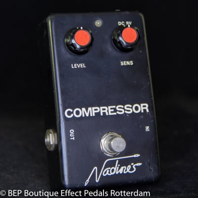 Nadine's Compressor early 80's ( identical to LocoBox CM-01 Choker ) Japan