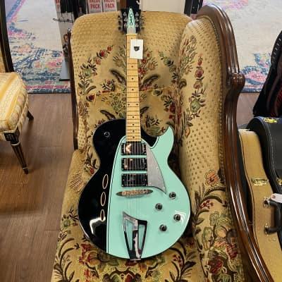 Backlund Rockerbox Black/Mint for sale