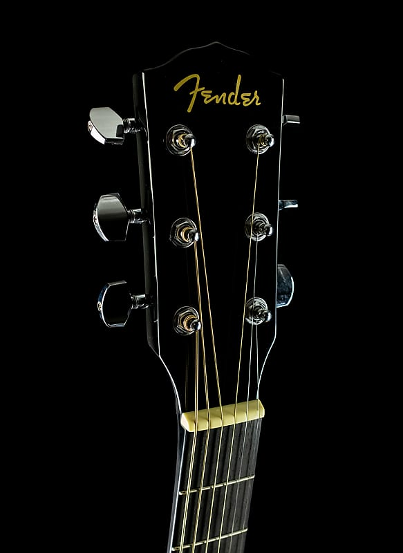 fender cd 60 dreadnought v3 black free shipping reverb. Black Bedroom Furniture Sets. Home Design Ideas