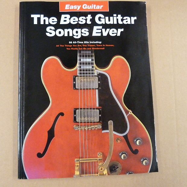 THE BEST GUITAR SONGS EVER, easy guitar | LEWTHWAITEmusic | Reverb