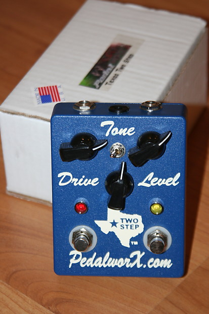 Pedalworx Texas Two Step Overdrive