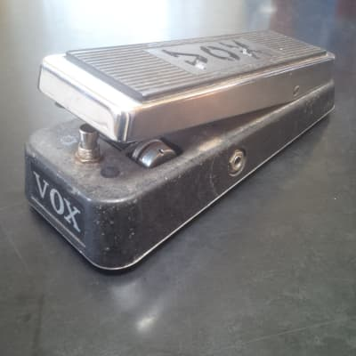 Vox  V846 Wah 1970s Silver