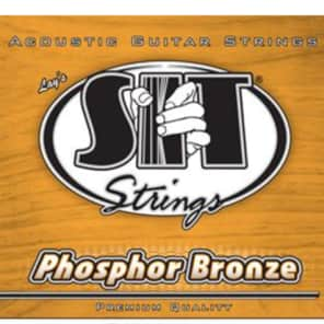 SIT Strings Phosphor Bronze - Light for sale