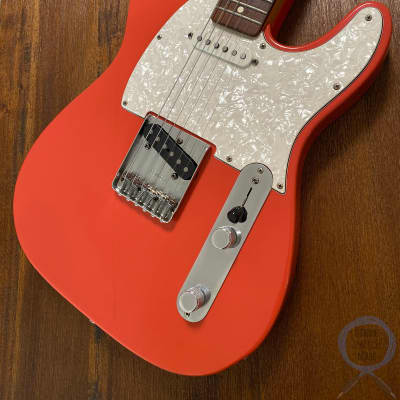 Fender Telecaster, USA 1997, California Series, Fiesta Red for sale