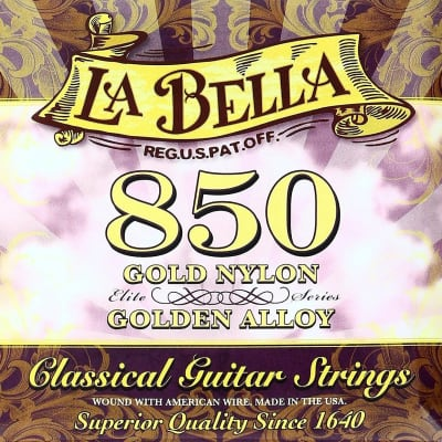 LaBella 850 Classical Guitar String Set for sale