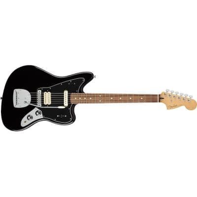 Fender Player Jaguar Black Pau Ferro for sale