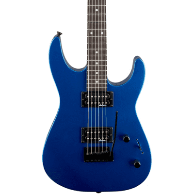 Jackson Jackson Dinky JS11 Electric Guitar Metallic Blue 2021 Metallic Blue for sale