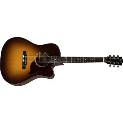 Gibson Acoustic Hummingbird M Walnut, Walnut Burst for sale