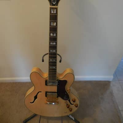 Epiphone Sheraton 2008 Korean Natural for sale