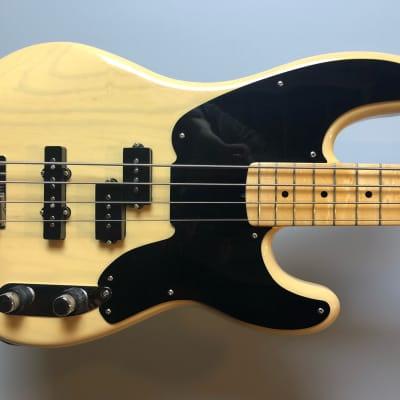 Fender Custom Shop Vintage P-Bass Custom 2001 Honey Blonde for sale