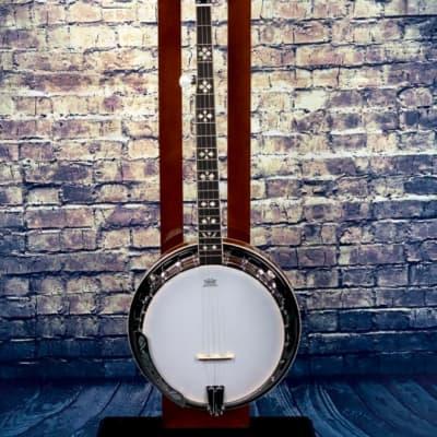 Morgan Monroe Morgan Monroe MNB-1W Banjo  Mahogany for sale