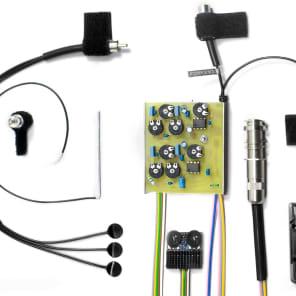 K&K Sound PowerMix Pure Mini Dual Guitar Pickup System w/Preamp