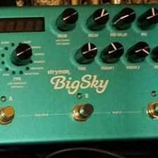 Strymon Big Sky Reverb 2016