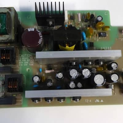 yamaha  motif es 6 7 8 power supply 220-240v working tested