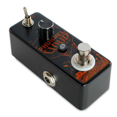 Outlaw Effects Phunnel Cloud Phaser Guitar Effects Pedal