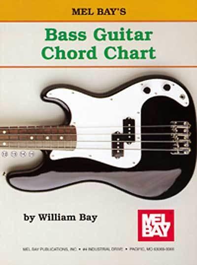 Bass Guitar Chord Chart My Music Life Reverb