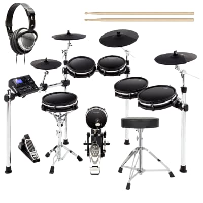 Alesis DM10 MKII Pro Kit DRUM ESSENTIALS BUNDLE