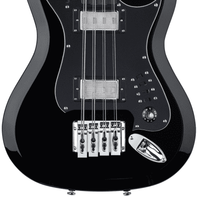 Hagstrom H8II Black Gloss E-Bass