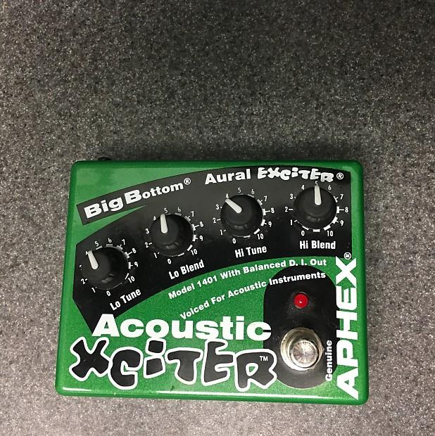 Acoustic Xciter - Dave's Guitar Shop