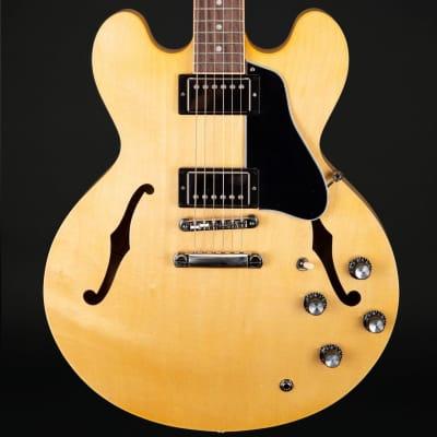 Gibson ES-335 Dot in Vintage Natural #115590209 for sale