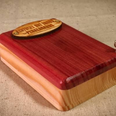 Pick Box - Cedar & Pine - by KYHBPB - P.O.