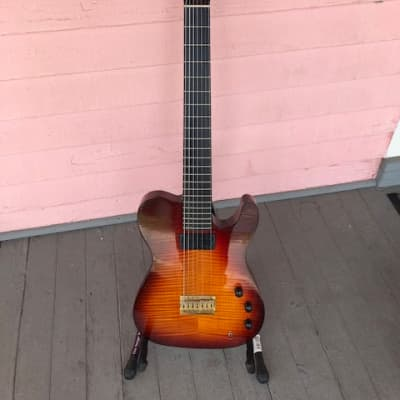 Foster  The Performer 7 String Flame Maple for sale