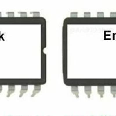Ensoniq MR Rack 1.53 software OS update EPROM set (lo and high ROMS included)