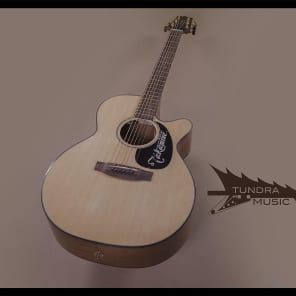 Takamine EG440SC Acoustic/Electric Dreadnought - Natural (143) for sale