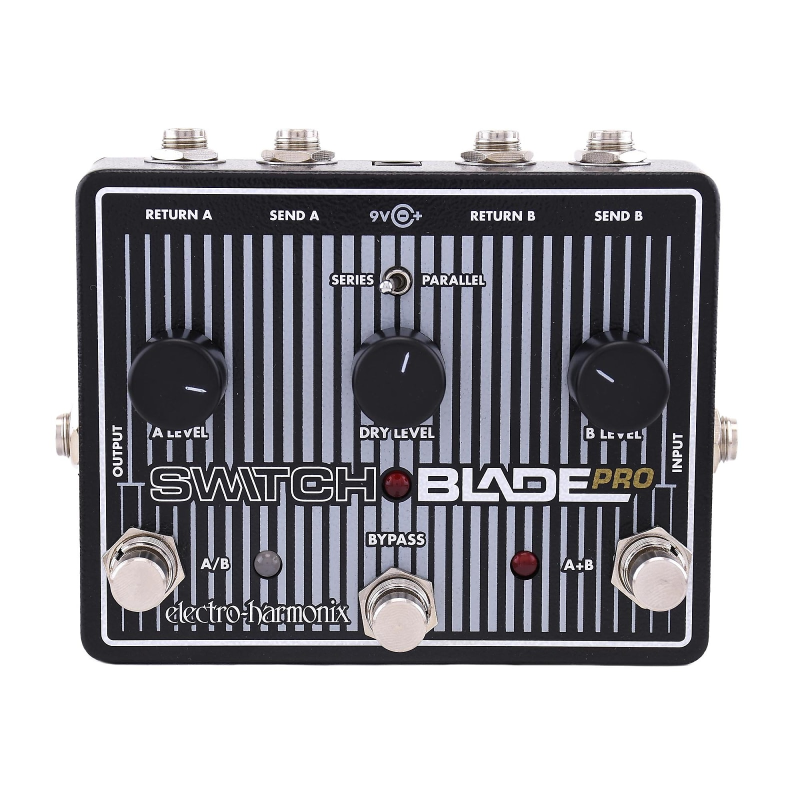 electro harmonix switchblade pro deluxe channel selector reverb. Black Bedroom Furniture Sets. Home Design Ideas