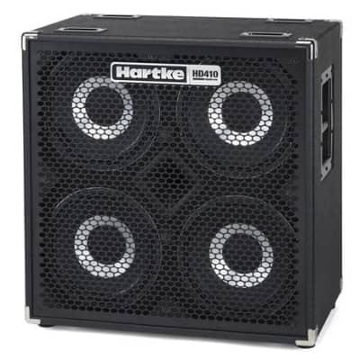 """Hartke Hydrive Hd410 Speaker Cabinet 4 X 10"""" 1000 Watts"""