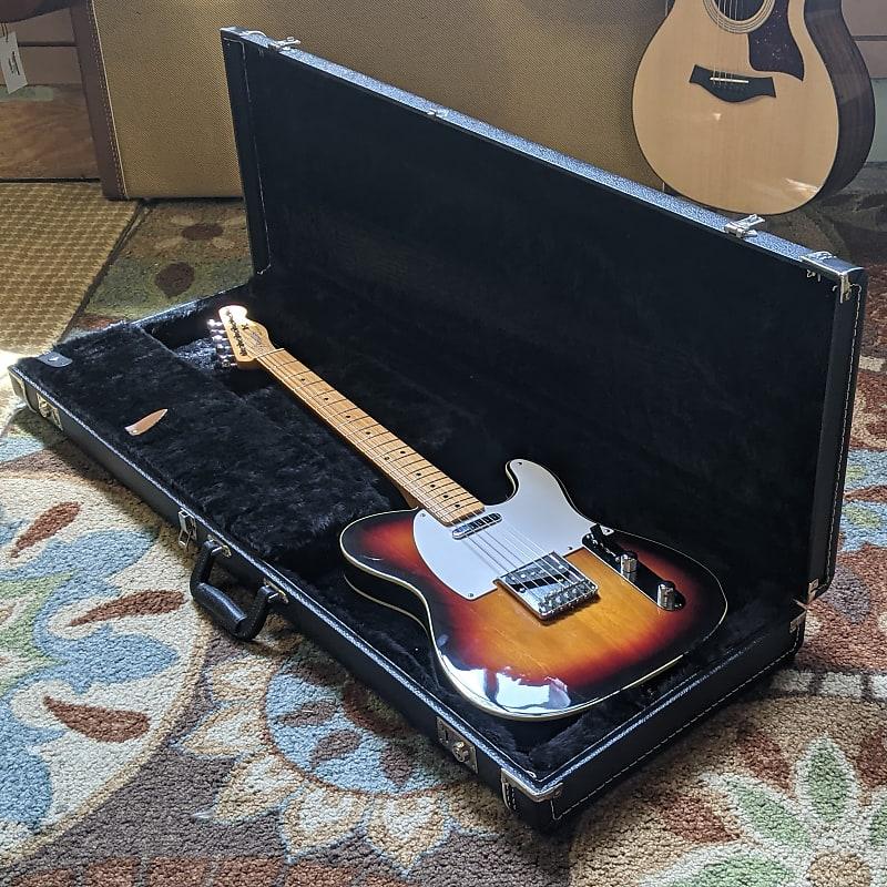 Fender Telecaster Custom Sunburst Japan TLC-62B 1986 '52 AVRI Maple Neck