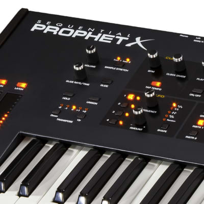 Dave Smith Sequential Prophet X Synthesizer